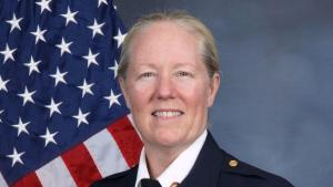 Baltimore County Council Confirms First Female Fire Chief