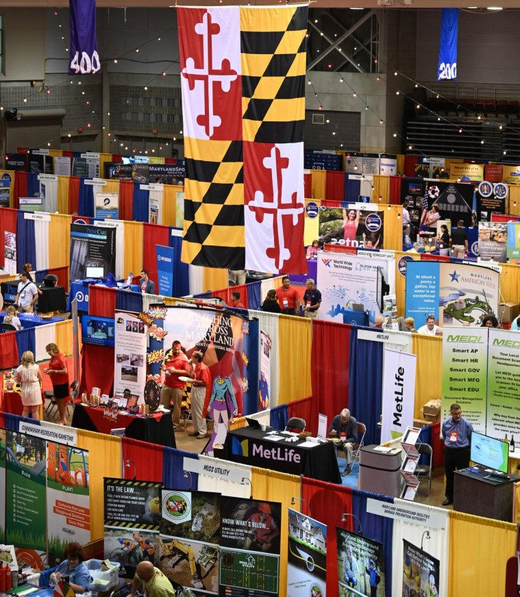 Don't miss this opportunity to market your product or services to 3,000 Maryland leaders!