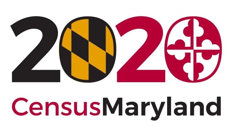 Follow MD's 2020 Census on Social Media