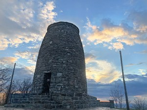 Fun Fact: Which County Houses the Nation's First-Ever Monument in Honor of George Washington?