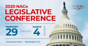 Registration for NACo 2020 Legislative Conference Open