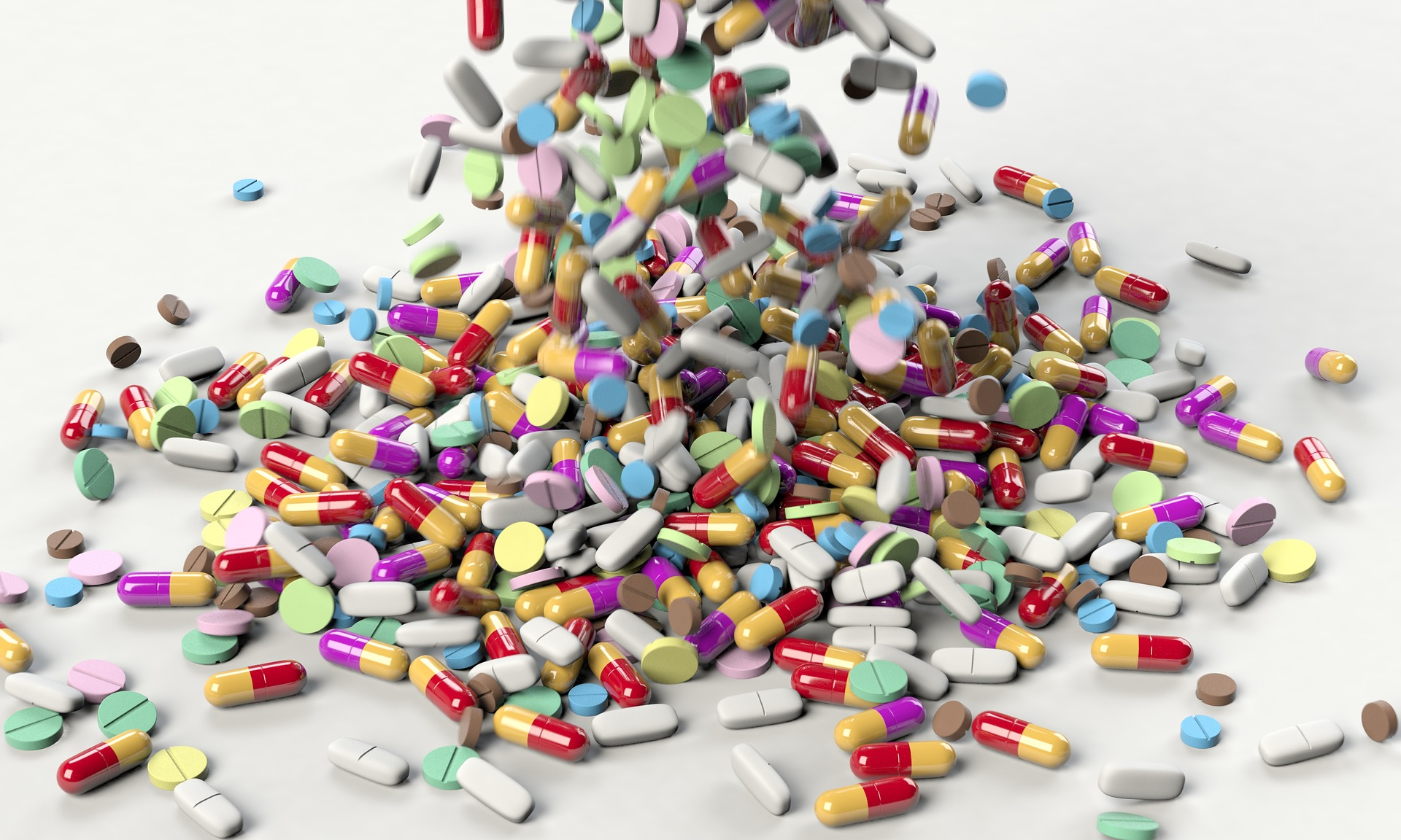 DEA Data: U.S. Saturated with 76 Billion Opioid Pills Over Nearly a Decade's Time