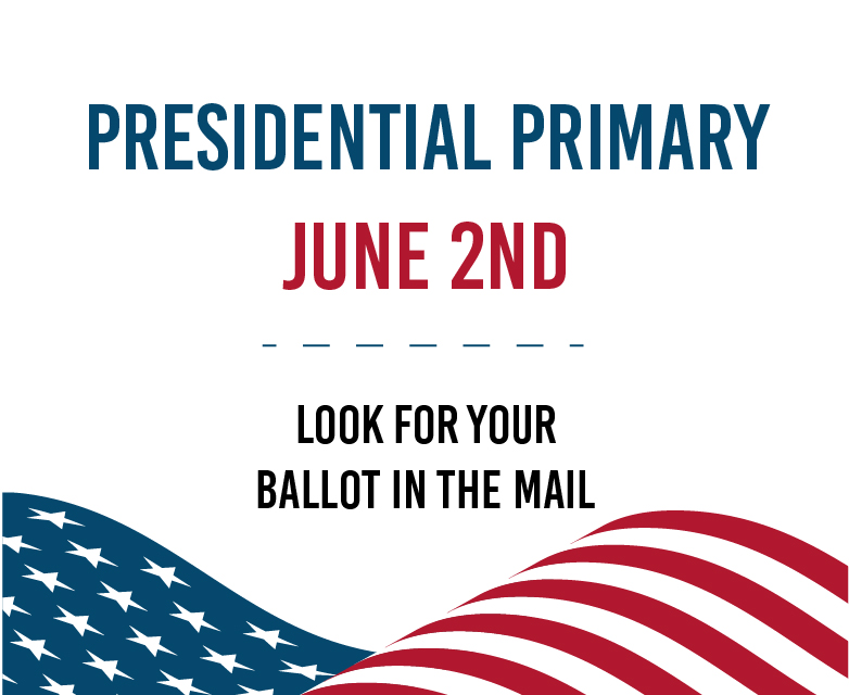 Here's Everything You Need to Know About the June 2 Primary Election
