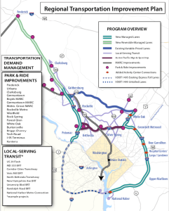 State, Local Leaders Offer Alternative to Governor's Traffic Relief Plan