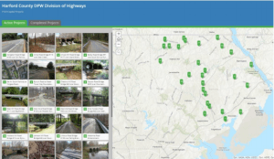 Interactive Map Lets Harford Residents Track Transportation Projects