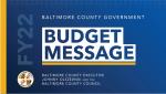 Baltimore County Budget Prioritizes Schools, Equitable Economic Recovery