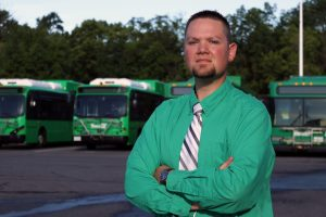 Frederick Announces New TransIT Director