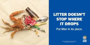"""""""Litter Blitz"""" Commences in Baltimore County"""
