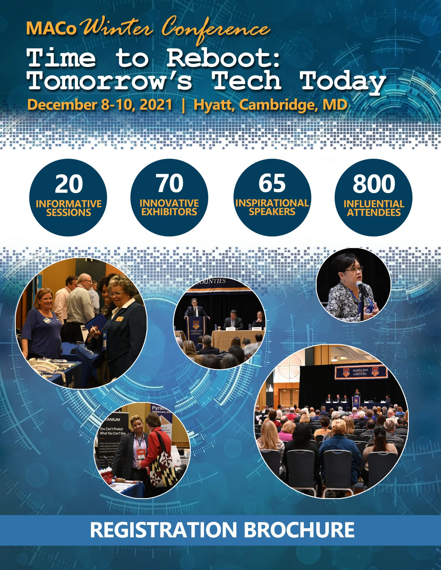 Winter #MACoCon Details Are Here – View the Registration Brochure!