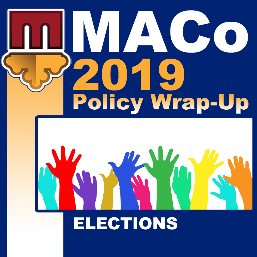 2019 End of Session Wrap-Up: Elections