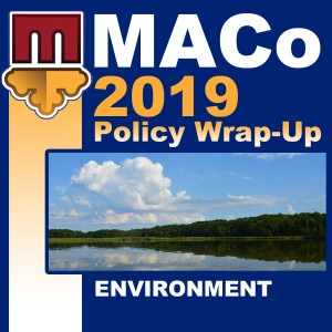 2019 End of Session Wrap-Up: Environment