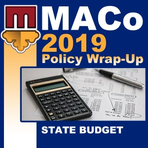 2019 End of Session Wrap-Up: State Operating Budget