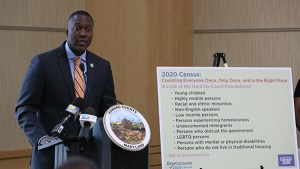 "Howard Launches ""HoCo Counts"" Initiative For 2020 Census"