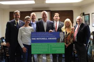 Comptroller's Office Seeks Nominations for the R. Clayton Mitchell Jr. Award for Distinguished Public Service