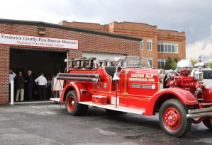 Frederick Fire & Rescue Museum Opens April 6