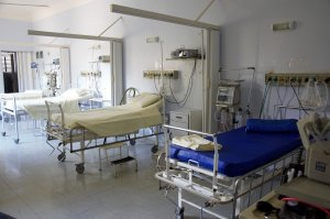 State Hospitals Add Beds to Help with Coronavirus Crisis