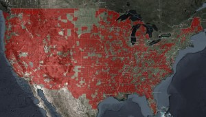 New Interactive Map Highlights Digital Divide