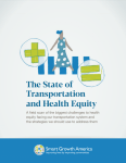 New Report on Transportation and Health Equity