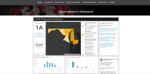 State Launches COVID-19 Vaccination Data Dashboard