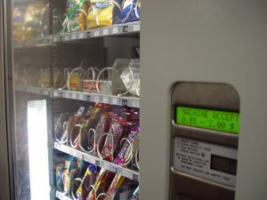 vending machine - pixnio
