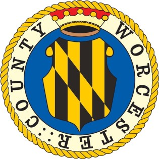 Worcester County Maryland Seal
