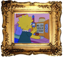 "Mirar un cuadro: ""Science Project"", de Matt Groening"