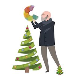 Conecta13 te desea Felices Fiestas