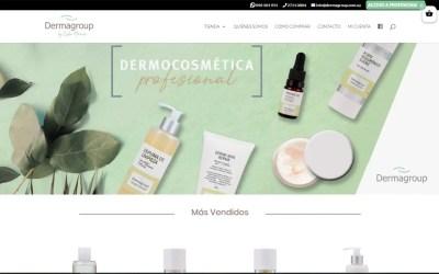 Conocé el Nuevo E-Commerce de Dermagroup