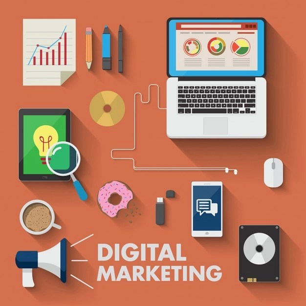 todo sobre marketing digital