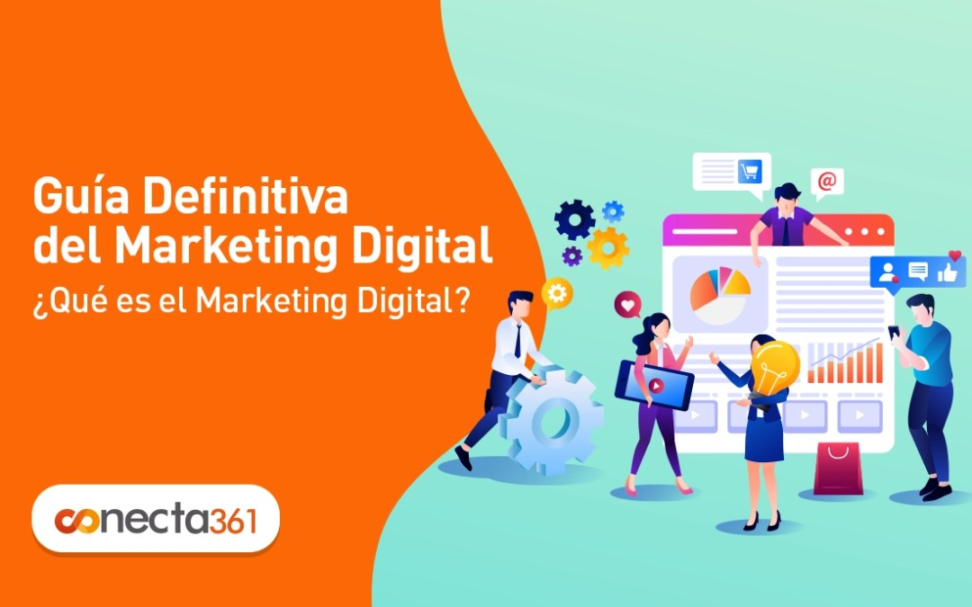 Guía Definitiva del Marketing Online [2020] – ¿Qué es el Marketing Digital?