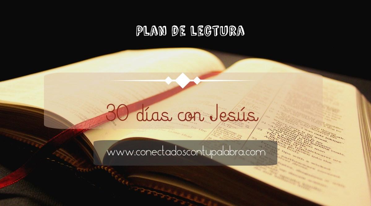 30 días con Jesús