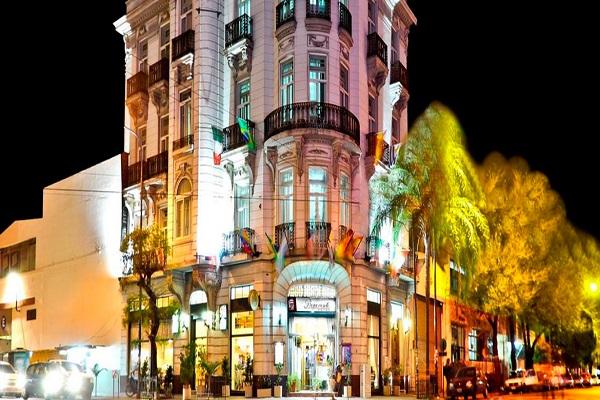 Hoteles en La Plata Argentina