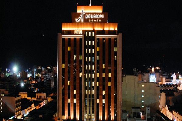 alejandro 1ro. hotel
