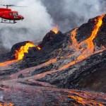 La actividad volcánica en Islandia no cesa