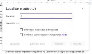 localizar-substituir-doc-google