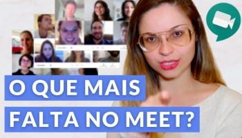 Novidades Google Meet - Enquetes, salas simultâneas, fundo desfocado e outras novas funções no Meet