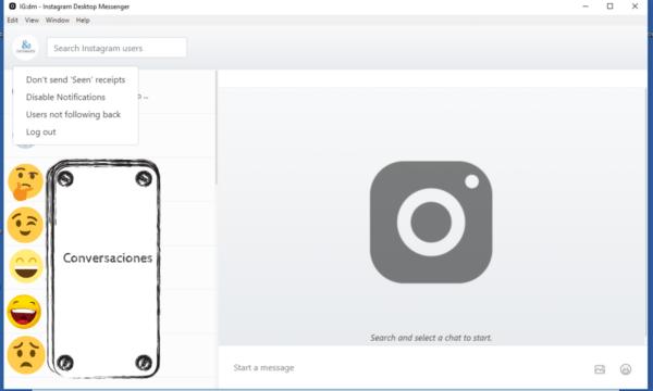 utilizar instagram desde el ordenador - conecta y avanza