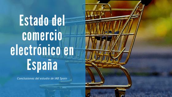 comercio electrónico en España - conecta y avanza