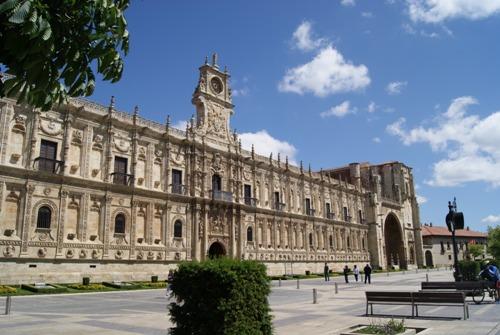 Hostal de San Marcos, León, Castilla y León