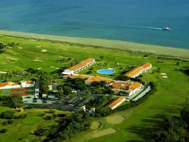 Alojarse en el Málaga Golf