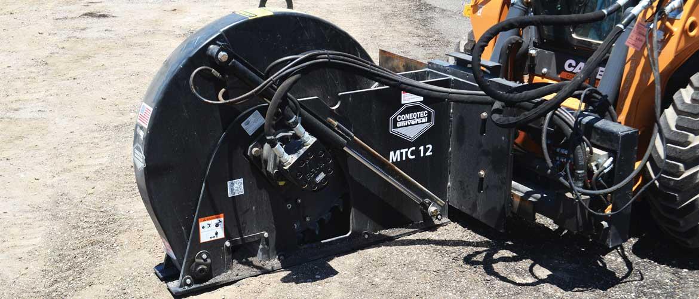 Coneqtec MTC Microtrencher