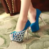 2013-scrub-open-toe-peacock-shoes-thin-heels-ultra-high-heels-single-shoes-rivet-platform-colorant