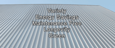 Metal Roofs Benefits