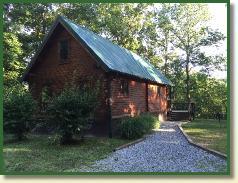 cabin vacation - castaway
