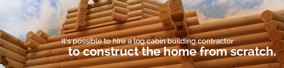 How to Choose and Build a Log Cabin Kit