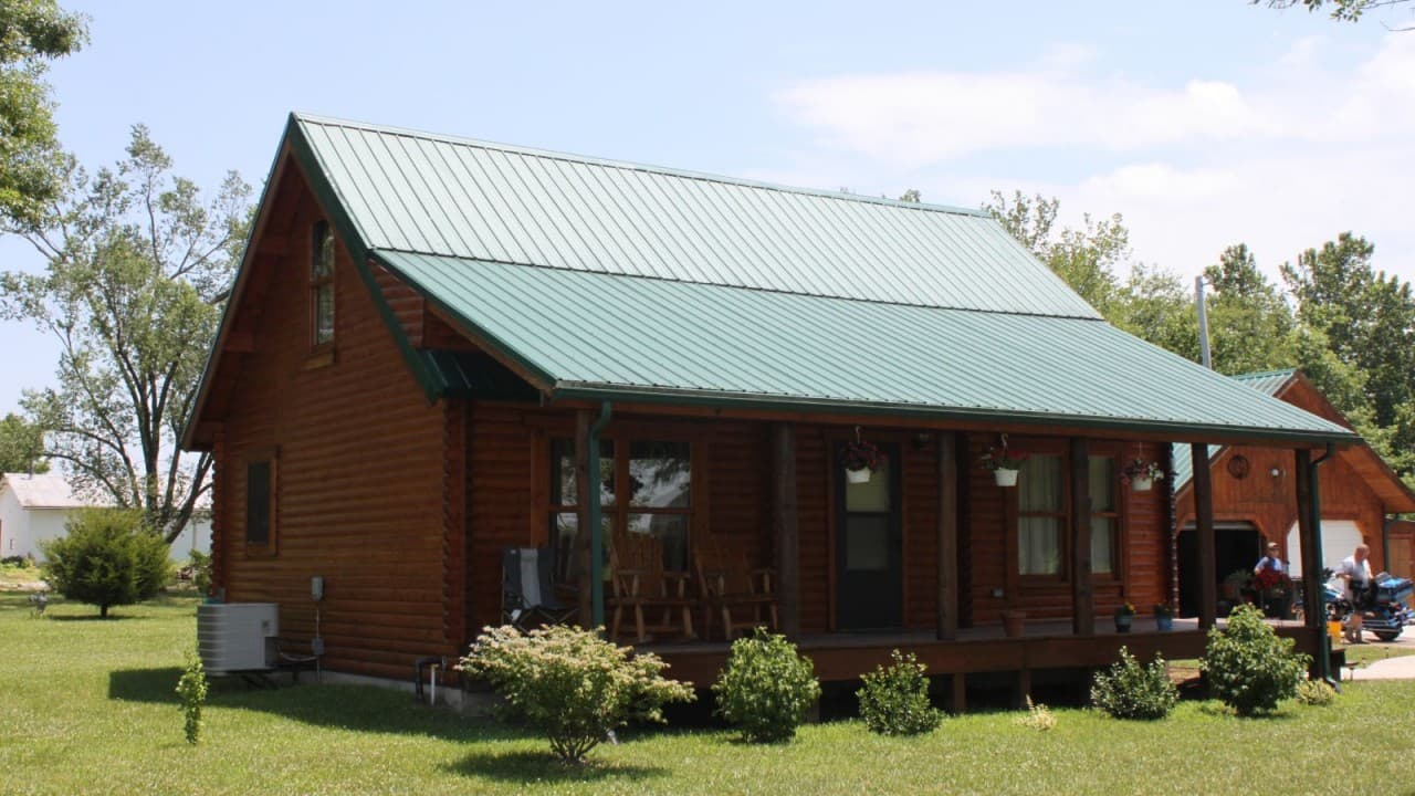 Log cabin kits log homes conestoga log cabins homes for Kit homes alaska