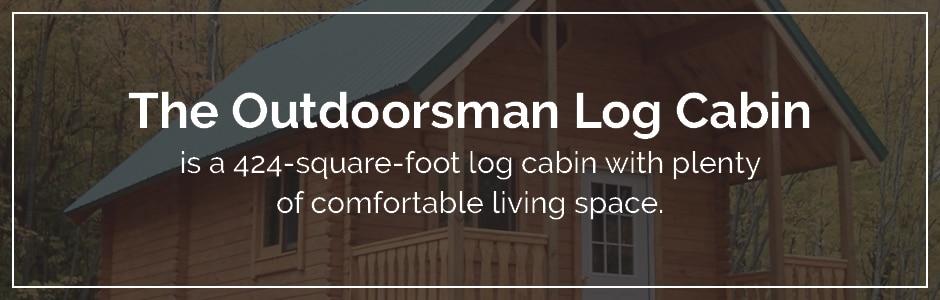 Tiny Houses | Living In Tiny Log Homes - Conestoga Log Cabins & Homes