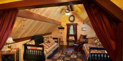 log cabin kits - mountain king