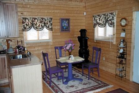 log home kits - mountain haven