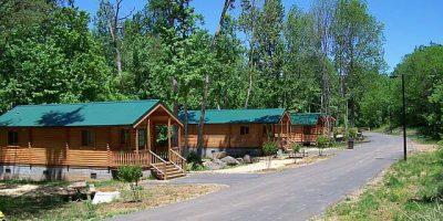 camping log cabin kits - kerawinds